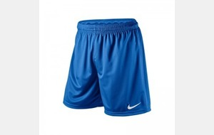 Short Ecole de Foot couleur Club